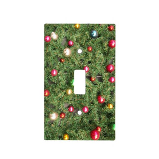 Holiday switchplate light switch cover zazzle