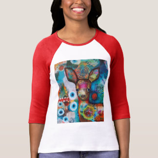"Holiday T-Shirt ""My Deer"""