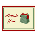 Holiday Thank You Postcards