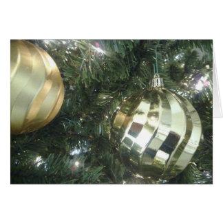 Holiday Tidings - Christmas Card