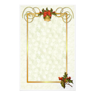Holiday Traditions 2 Stationery