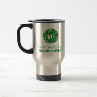 Holiday Travel Mug
