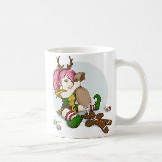 Holiday Treat Gnome Mug