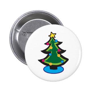 Holiday Tree Pin