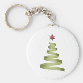 Holiday Tree Keychain