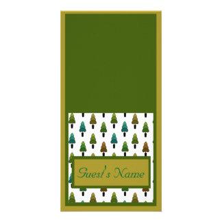 Holiday Trees Card