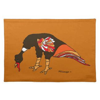 Holiday Turkey Placemat