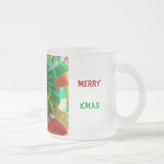Holiday Twirl Mug