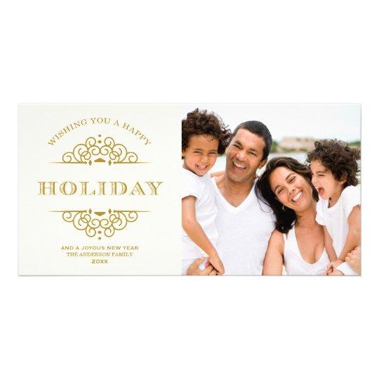 HOLIDAY VINTAGE | HOLIDAY PHOTO CARD