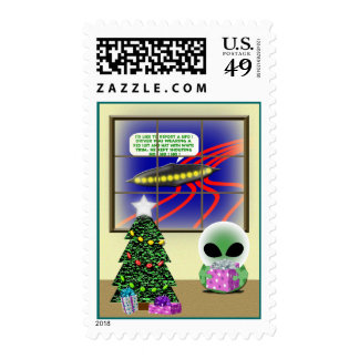 Holiday Visitor Postage