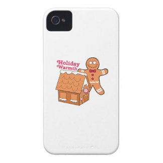 Holiday Warmth iPhone 4 Cover