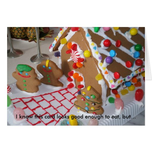 """""""Holiday Weight"""" Holiday Funny Greeting Card"""