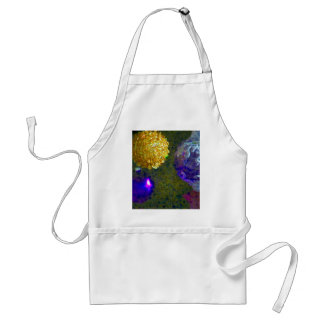 Holiday Wishes_ Adult Apron