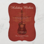 "Holiday Wishes from Nashville<br><div class=""desc"">Anderson Design Group is an award-winning illustration and design firm in Nashville, Tennessee. Founder Joel Anderson directs a team of talented artists to create original poster art that looks like classic vintage advertising prints from the 1920s to the 1960s. This playful design was created in 2007 by Taaron Parsons &amp;...</div>"
