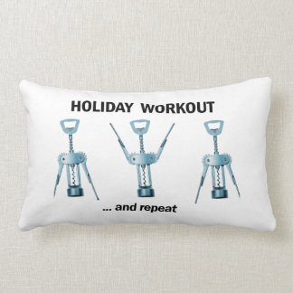Holiday Workout Pillow