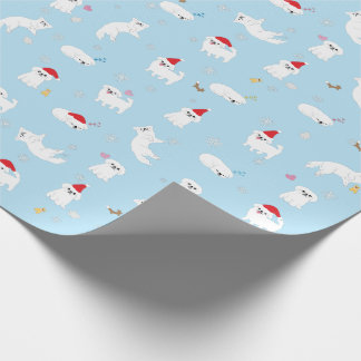 Holiday Wrapping Paper: Christmas Taro Edition! Wrapping Paper