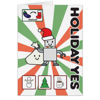 Holiday Yes! Cards