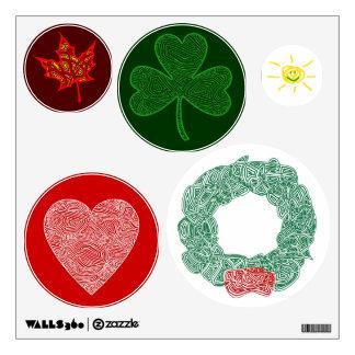Holidays and Seasons Wall Sticker