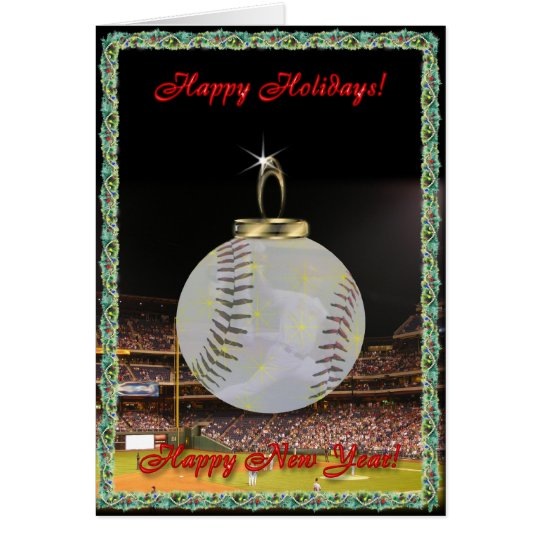 Holidays at the Park Card