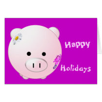 Holidays Card