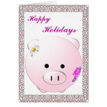 Holidays Card