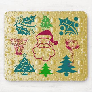 Holidays Fun Mouse Pad