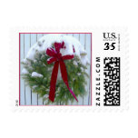 Holidays Post Card Stamps
