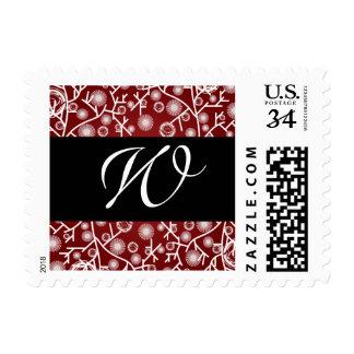Holidays Postcards Rate Postage Stamp