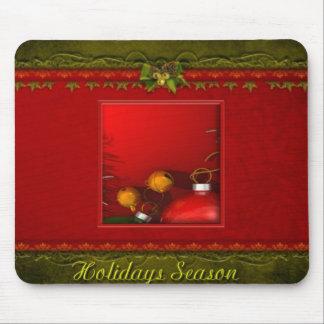 Holidays Season Mousepad