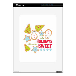 Holidays Sweet Decal For The iPad