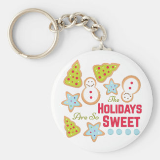 Holidays Sweet Keychain