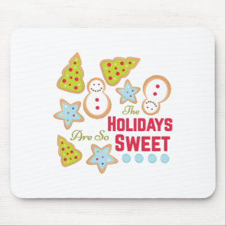 Holidays Sweet Mouse Pad