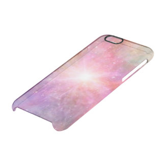 holiES - colorful universe powder clouds Clear iPhone 6/6S Case