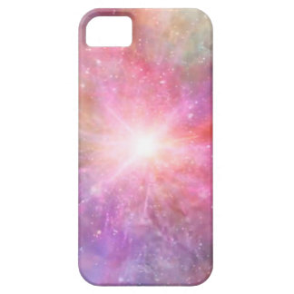 holiES - colorful universe powder clouds iPhone SE/5/5s Case
