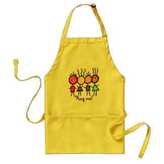 holiES - HOLI BEST FRIENDS + your ideas Adult Apron