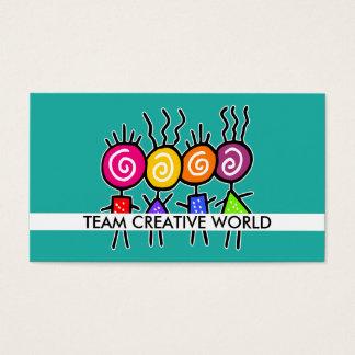 holiES - HOLI BEST FRIENDS + your ideas Business Card