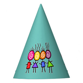 holiES - HOLI BEST FRIENDS + your ideas Party Hat