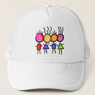 holiES - HOLI BEST FRIENDS + your ideas Trucker Hat