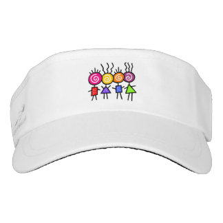 holiES - HOLI BEST FRIENDS + your ideas Visor