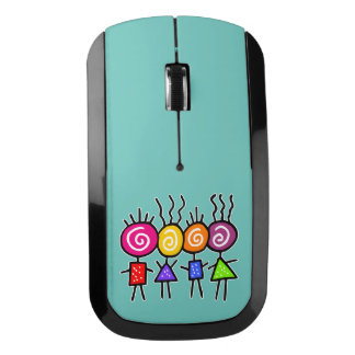 holiES - HOLI BEST FRIENDS + your ideas Wireless Mouse