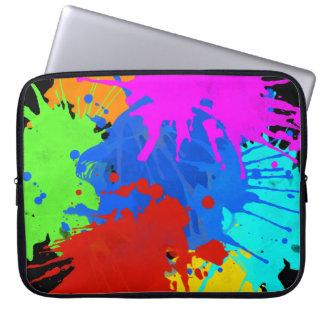holiES - Splashes round 2 + your ideas Laptop Computer Sleeve