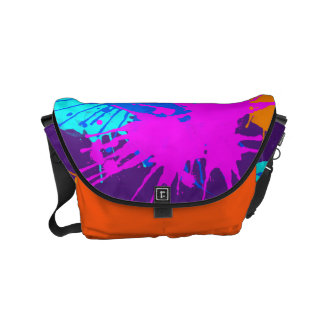 holiES - Splashes round 2 + your ideas Small Messenger Bag
