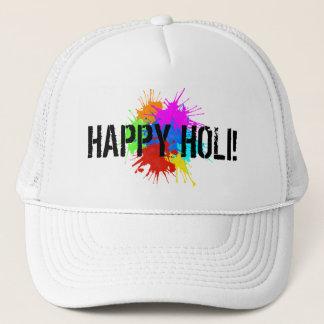 holiES - Splashes round 2 + your ideas Trucker Hat