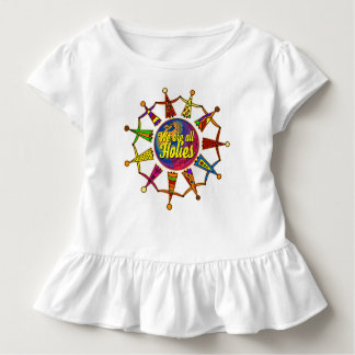 holiES - WE ARE ALL HOLIES Toddler T-shirt
