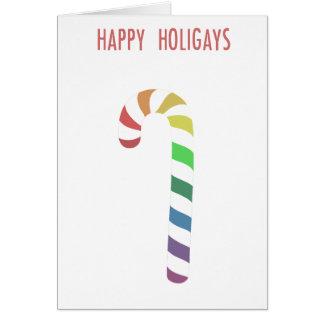 ¡Holigays feliz! Tarjeta De Felicitación