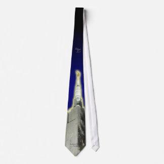 Holiness al señor - templo de Portland Oregon Corbata Personalizada