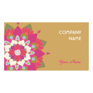 Holistic and Hip Business Card Pack Of Standard Business Cards
