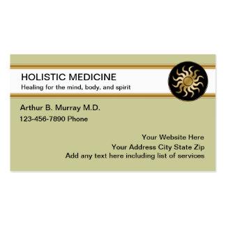 Holistic Business Cards