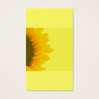 Holistic | Sunflower Gardening Business Card