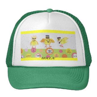 HOLLA AT MY PEEPS! MESH HATS
